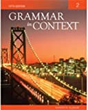 Grammar in Context Book 2, Sandra N. Elbaum, 1424079012