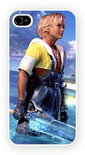 Final Fantasy Tidus Art Design, iPhone 5C, Etui de téléphone mobile - encre brillant impression