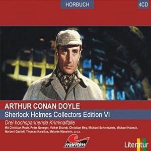 Sherlock Holmes Collectors Edition VI Hörspiel
