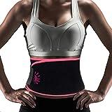Waist Trimmer,Waist Trainer Premium Stomach Fat Burner Wrap Slimming Belt Weight Loss Ab