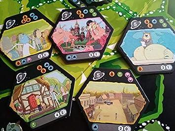 Crazy pawn Mesa Juego 10 Días Rick & Morty, Multicolor (8436564810182): Amazon.es: Juguetes y juegos