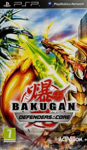 Bakugan: Defensores de la Tierra PSP: Amazon.es: Videojuegos