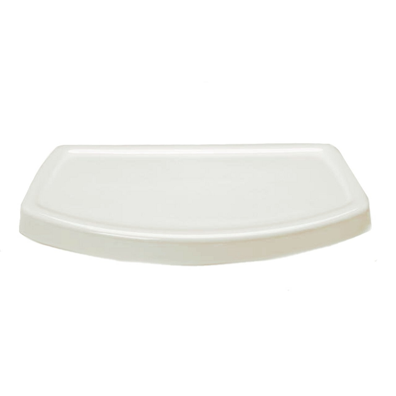 American Standard 735121-400.222 Cadet and Glenwall Right-Height Toilet Tank Cover for Models 4021, Linen by American Standard