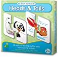 The Learning Journey My First Match It! - Heads and Tails