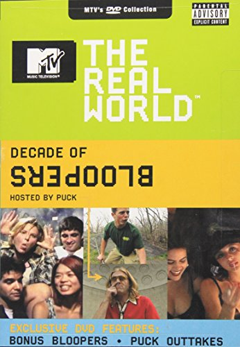 The Real World - Decade of Bloopers by MTV