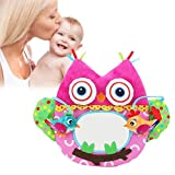 per Baby Floor Activity Mirror with Sound Lovely Animal...
