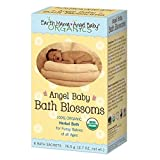 Earth Mama Angel Baby Angel Baby Bath Blossoms, 1er Pack (1 x 76,5 g)
