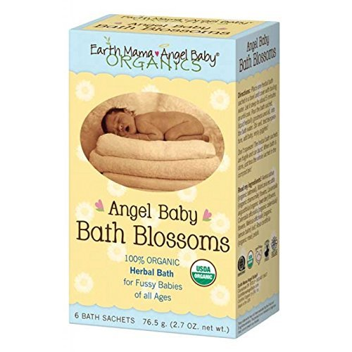 Earth Mama Angel Baby Angel Baby Bath Blossoms