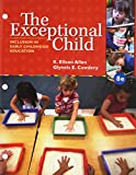 Bundle: The Exceptional Child: Inclusion in Early Childhood Education, Loose-leaf Version, 8th + MindTap Education, 1 term (6 months) Printed Access Card