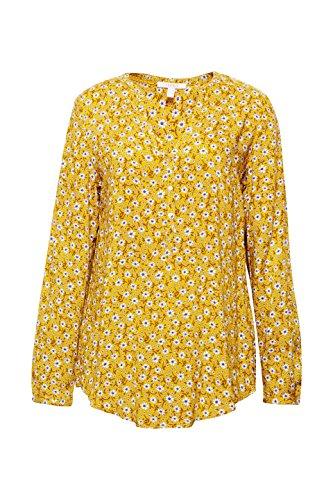 Multicolore Esprit Honey 710 Yellow Femme Blouse ECCxwS1q