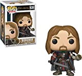 Funko Pop Movies: Lord of The Rings - Boromir Collectible Figure, Multicolor