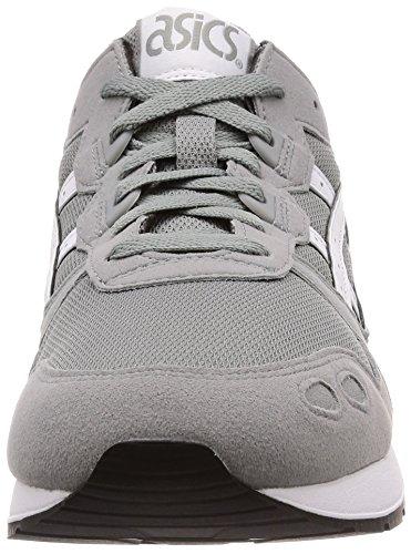 Unisex Gel Asics Grey Gris Zapatillas White 020 de Adulto Running Lyte Stone xXqqdwzr