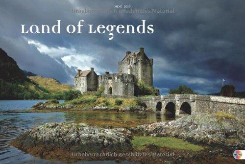 Land of Legends 2013: Schottland und Irland