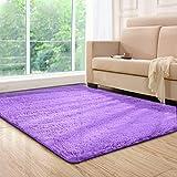 Amazon Com Purple Rugs Kids Room Décor Home Kitchen