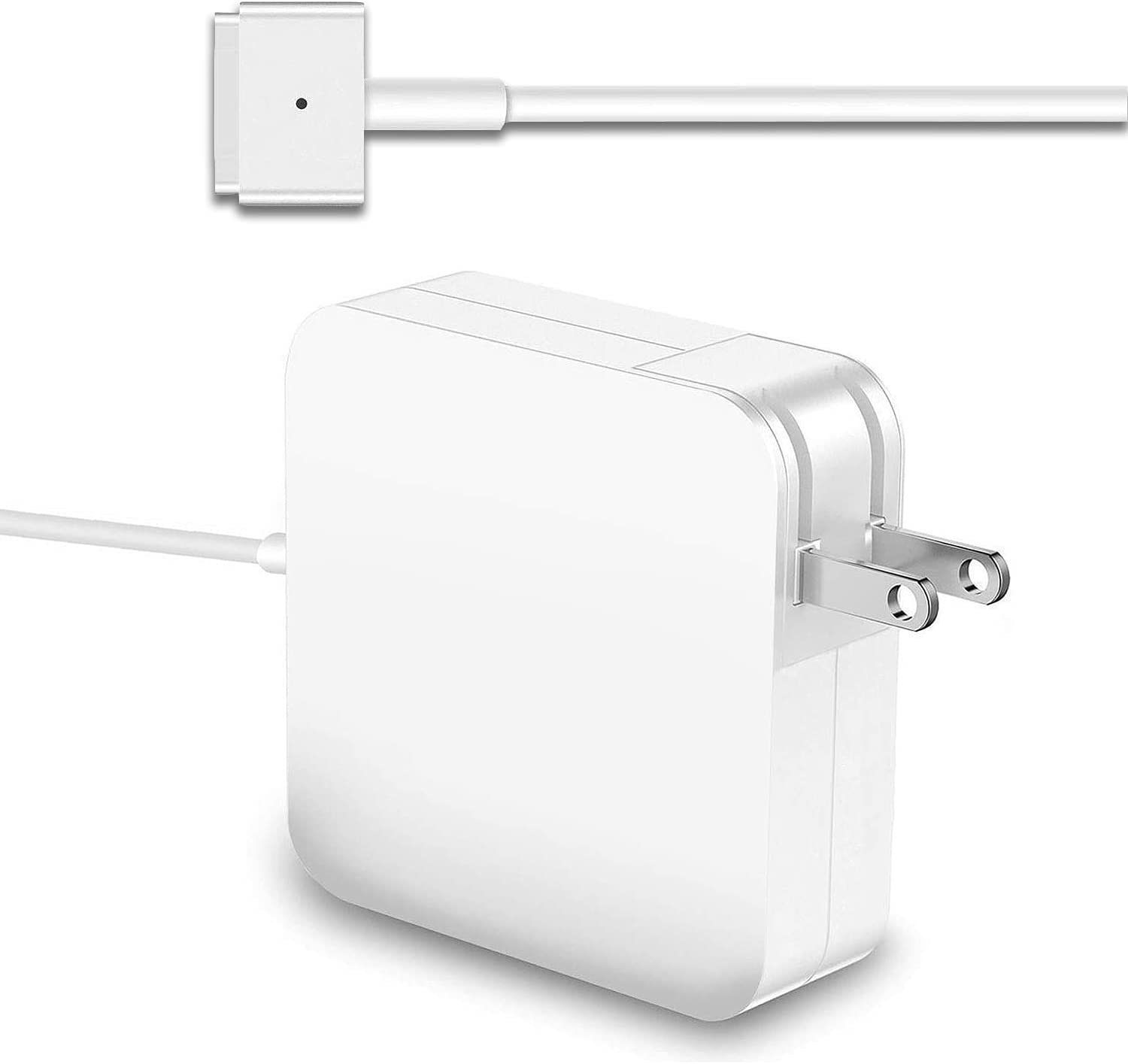 Book Air Charger, Replacement Magnetic 45W T-Tip, Power Adapter Compatible with Mac Book Charger/Mac Book air( After Late 2012)