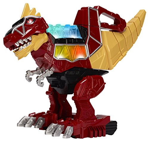 Power Rangers Dino Charge - Rumble and Roar T-Rex Zord Action Figure (Zord Power Ranger compare prices)