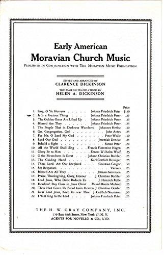 Clarence Dickinson