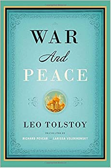 Image result for war and peace book cover