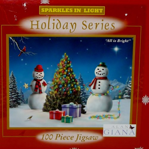 Alan Giana Sparkles in Light Holiday Series