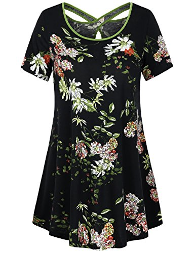 Floral Tunic Top - 2