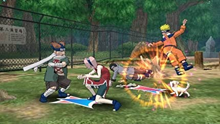 Amazon.com: Naruto: Clash Of Ninja Revolution 2 - Nintendo ...