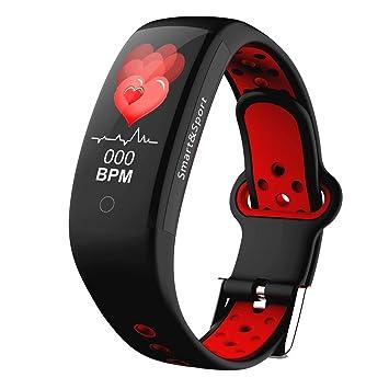 ZLOPV Pulsera Smart Watch Fitness Pulsera Frecuencia ...