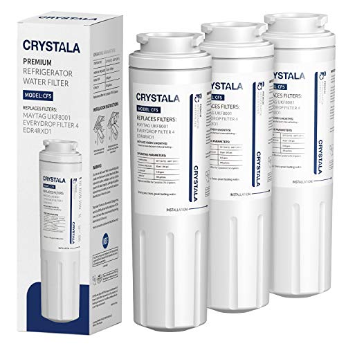 Crystala Filters UKF8001 Water