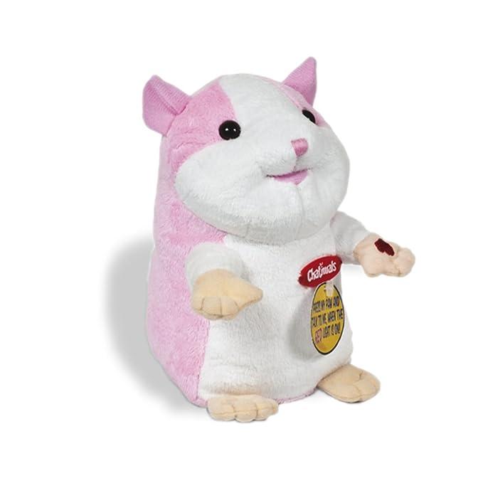 Chatimal - surtido - Giro Peluche Hamster Con Voz Repite Lo Que Dices (Dragon-I) PL61755 - Surtido: diferentes colores o personajes: Amazon.es: Juguetes y ...