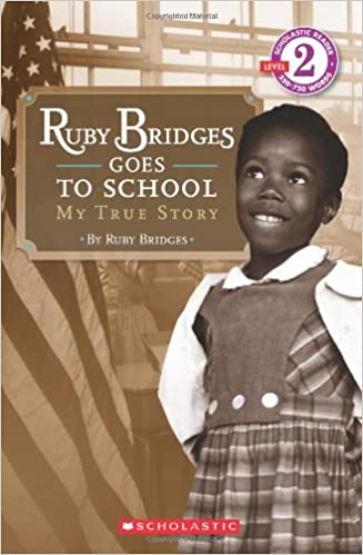 Image result for ruby bridges goes to school