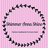 Shimmer Anna Shine Red White and Blue Patriotic