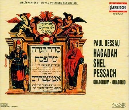 Hagadah Shel Pessach