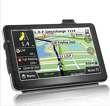KingDao 7'' Car Truck GPS Navigation Trip Sat Nav 8GB 256 Rom UK EU