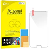 Note 2 Screen Protector, JETech® Premium Tempered Glass Screen Protector Film for Samsung Galaxy Note 2