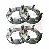 Set of Four (4) Wheel Spacers - 4x156 – 1 Inch Thick – 12x1.5mm Studs - Polaris XP1000, S 900, S 1000 and Ranger 2013-up [5285]
