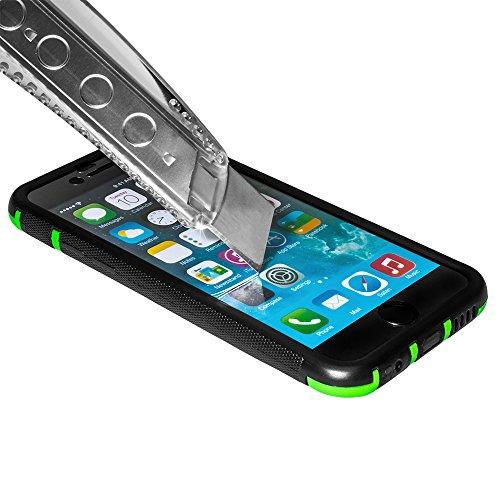 Touch Case Displayschutz Cover Schutzhülle Motorola MOTO G2 2.Generation Grün