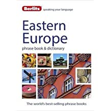 Berlitz Language: Eastern European Phrase Book & Dictionary: Albanian, Bulgarian, Croatian, Czech, Estonian, Hungarian, Latvian, Lithuanian, Polish, Romanian, Russian & Slovenian