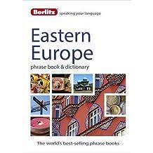 Berlitz Language: Eastern European Phrase Book & Dictionary: Albanian, Bulgarian, Croatian, Czech, Estonian, Hungarian, Latvian, Lithuanian, Polish, Romanian, Russian & Slovenian
