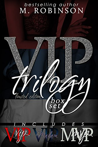 The VIP Trilogy cover