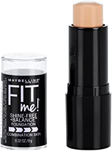 Maybelline Fit Me Shine Free Stick Foundation 120 Classic Ivory 120