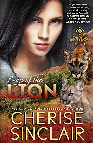 Leap Of The Lion  The Wild Hunt Legacy   Volume 4