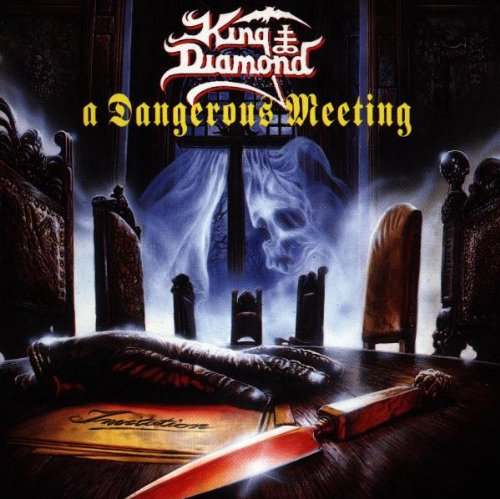King Diamond  Mercyful Fate-A Dangerous Meeting-(RR 9117 2)-CD-FLAC-1992-WRE Download
