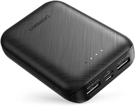 Amazon.com: UGREEN - Cargador portátil de 10000 mAh para ...