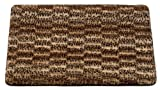 Carnation Home Fashions ''Cheetah'' Animal Instincts Faux Fur Bath Mat, 20 by 30-Inch, Multi Color