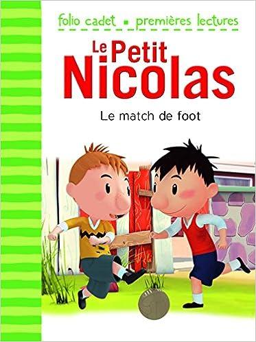 Le Petit Nicolas, le match de foot
