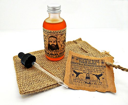 Premium Reserves Beard Oil by Jep Robertson of Duck Commander - 2 ounce