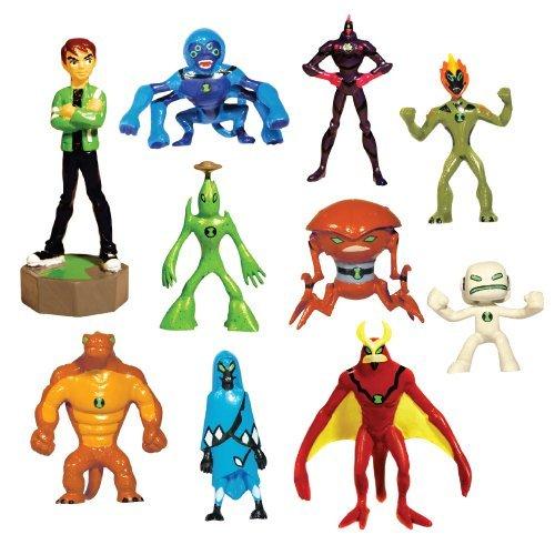 Ben 10 Alien Force Series 2 Capsule Toys Set of ()