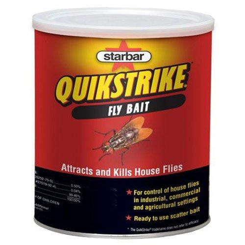 Scatter Bait (STARBAR Quikstrike Fly Scatter Bait, 5 lb)