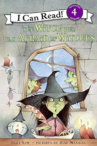 The Witch Who Was Afraid of Witches (I Can Read Level -