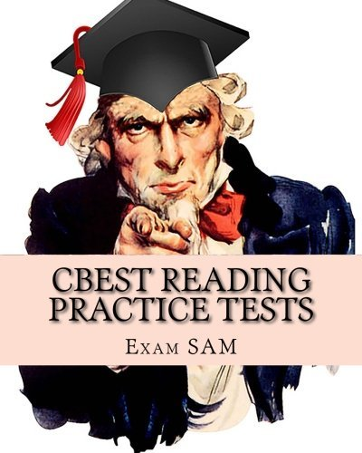 CBEST Reading Practice Tests Preparation product image