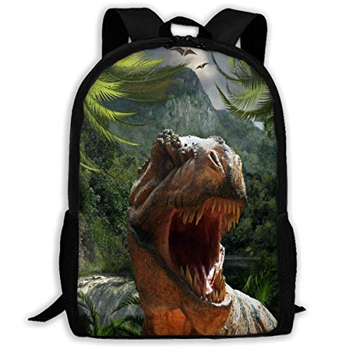 GHYGTY Backpack Park Dinosaur Jungle Marvellous for Adults Halloween